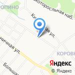 Мир детства на карте Ярославля