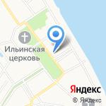 Ярославская духовная семинария на карте Ярославля