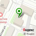 Местоположение компании Терра
