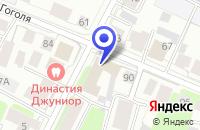 Схема проезда до компании ЭЛЕКТРОМОНТАЖНАЯ ФИРМА ПАРТНЕР БИЗНЕСС+ в Вологде