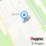 Пожарная часть №104 на карте Ярославля