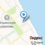 Детский морской центр им. адмирала Ф.Ф. Ушакова на карте Ярославля
