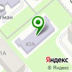 Местоположение компании Центр повышения квалификации педагогических работников образовательной системы г. Вологды