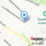 ТехноКомфорт на карте Ярославля