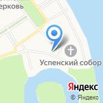 Торгово-производственная компания на карте Ярославля