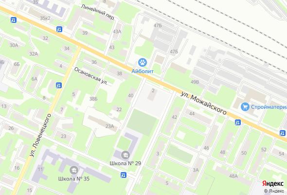купить квартиру в ЖК по ул. Можайского