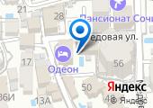 Odeon на карте