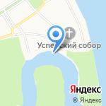 Мёд на карте Ярославля