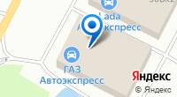 Компания Север-Авто-Сервис на карте