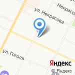 Перинатальные технологии на карте Вологды