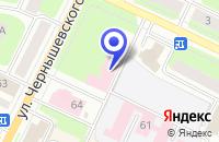 Схема проезда до компании КОТЕЛЬНАЯ ЖКХ ВОЛОГДАГОРТЕПЛОСЕТЬ в Вологде