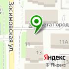 Местоположение компании Комплекс-проект