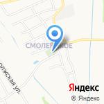 Церковь Смоленской Божьей Матери на карте Ярославля