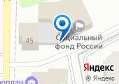 Управление Пенсионного фонда РФ в г. Вологде по Вологодскому району на карте