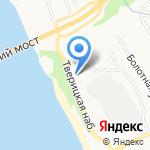 Управление Судебного департамента в Ярославской области на карте Ярославля