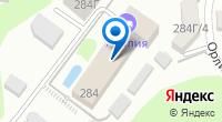 Компания АСК на карте