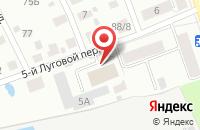 Схема проезда до компании Всероссийское добровольное пожарное общество в Ярославле