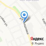 Гарант на карте Ярославля