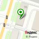 Местоположение компании КиНЭТ-Сервис