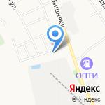 Всероссийское добровольное пожарное общество на карте Ярославля