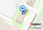 Следственное управление Следственного комитета РФ по Вологодской области на карте
