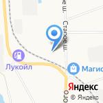 КиНЭТ-Сервис на карте Вологды