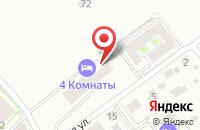 Схема проезда до компании Мэтр Вкуса в Ярославле