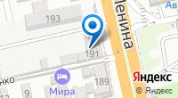 Компания Строительное управление №2 на карте