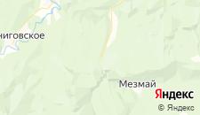 Гостиницы города Гуамка на карте