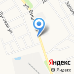 Вишняки на карте Ярославля