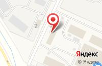 Схема проезда до компании ВФД двери в Кузнечихе