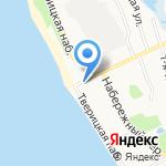 Гостиный Дворик на карте Ярославля