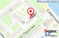 Схема проезда до компании Ассамблея Народов России в Вологде