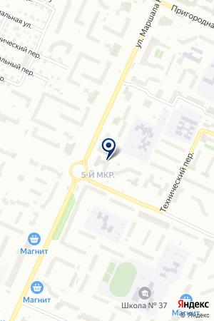 Vint-Avto на карте Вологды