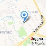 ЯрДонСтрой на карте Ярославля