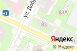 Схема проезда до компании Вологодский мясокомбинат в Вологде