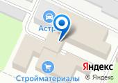 БАН-сервис на карте