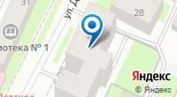 Компания Галерея Дверей на карте