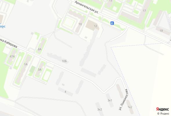 продажа квартир по улице Архангельская, 12