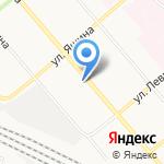 АтельешКо на карте Вологды