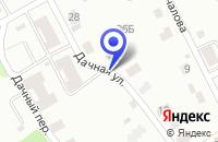 Схема проезда до компании АЗС № 56А в Ярославле