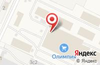 Схема проезда до компании Метизы в Кузнечихе