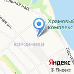 Военно-Исторический Музей на карте Ярославля