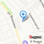 Прованс на карте Ярославля