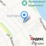 Элемент-Интер на карте Ярославля