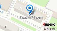 Компания Аста на карте