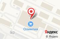 Схема проезда до компании Метизы за Волгой в Кузнечихе