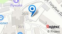 Компания Автосервис на ул. Голубые Дали на карте
