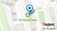 Компания Дента Косметик Сервис на карте