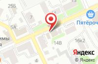 Схема проезда до компании Отделение почтовой связи №7 в Ярославле